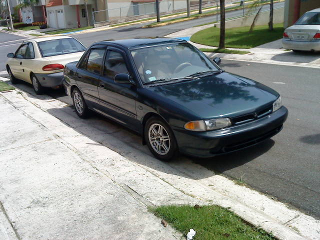 Picture of 1993 Mitsubishi Mirage ES