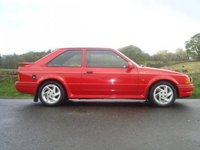1986 Ford Escort picture, exterior