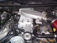 2003 Mercury Marauder 4 Dr STD Sedan, Trilogy Motorsports Marauder supercharger kit., engine, gallery_worthy