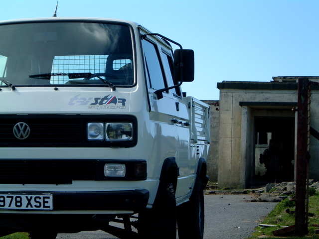 Picture of 1990 Volkswagen Vanagon