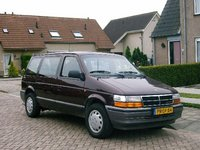 1996 Chrysler Voyager picture, exterior