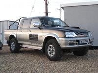 Picture of 2000 Mitsubishi L200, exterior