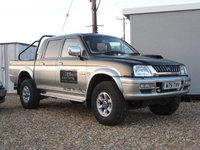 Picture of 2000 Mitsubishi L200, exterior