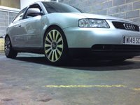 Picture of 2000 Audi A3, exterior, gallery_worthy