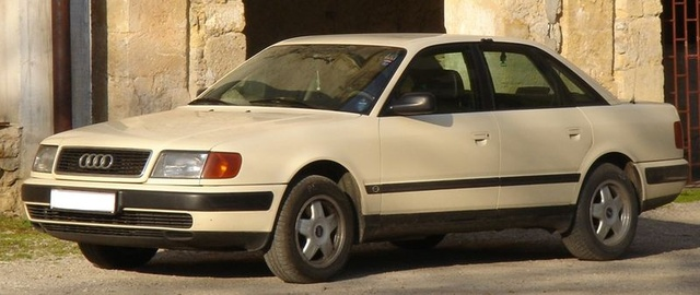 Picture of 1993 Audi 100