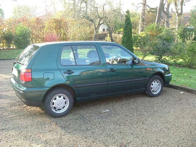 Picture of 1993 Volkswagen Golf, exterior, gallery_worthy