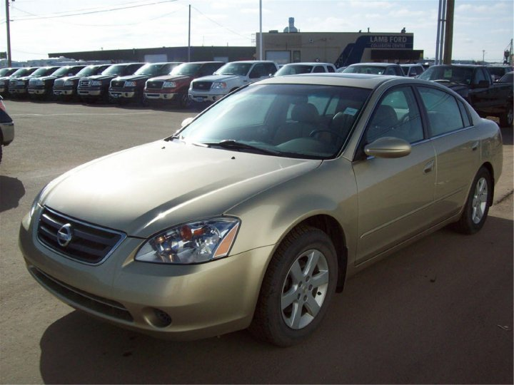 Picture of 2004 Nissan Altima 2.5 SL, exterior | 720 x 540 jpeg 67kB