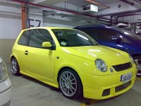 "2002 Volkswagen Lupo, 帥氣的In-tuning大包,以及OZ 16""鋁圈..., exterior"