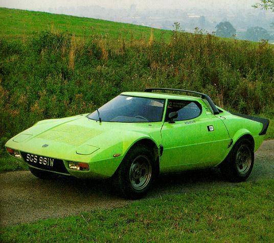 1973 Lancia Stratos - Overview - CarGurus