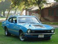 1971 Ford Maverick, Here it is now. It's won 5 shows, been in magazines, on TV and in 2 calendars., exterior