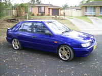 Picture of 1992 Nissan Pulsar, exterior