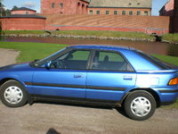 1992 Mazda 323 Overview
