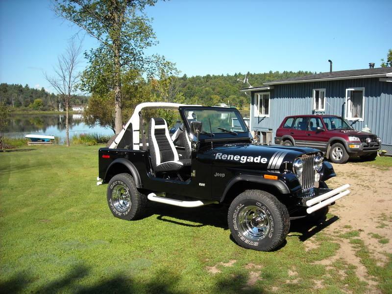 Jeep CJ-7 Questions - 1977 jeep cj-7 - CarGurus