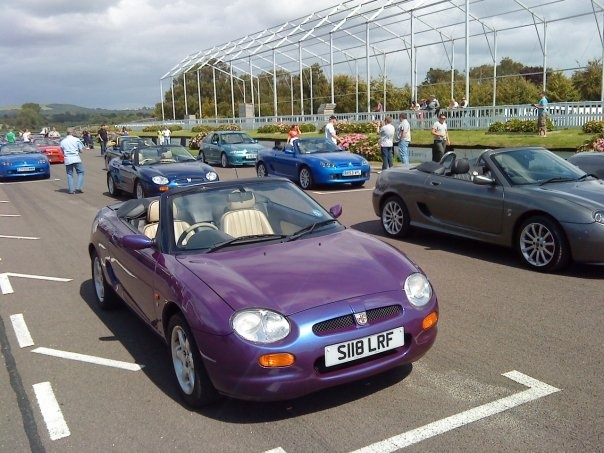 Picture of 1999 MG F, exterior, gallery_worthy
