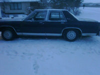 1984 Ford LTD Crown Victoria, My big old tank! Haha, exterior, gallery_worthy