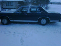 1984 Ford LTD Crown Victoria, My big old tank! Haha, exterior