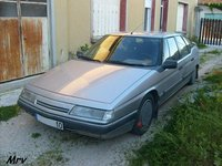 1990 Citroen XM Picture Gallery