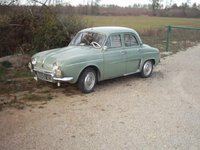 1958 Renault Dauphine Picture Gallery