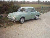 1958 Renault Dauphine Overview