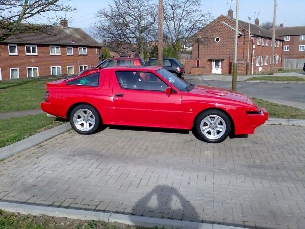 mitsubishi side for trusty flares turbo sale rusty starion but chairs left