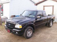 2008 Ford Ranger Sport SuperCab 4Dr 4WD, ford #1, exterior, gallery_worthy