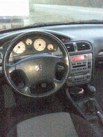 Picture of 2004 Peugeot 406, interior