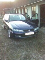 Picture of 2004 Peugeot 406, exterior