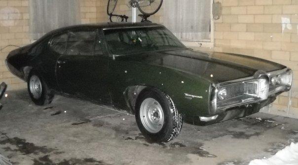 1968 Pontiac Tempest picture, exterior
