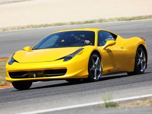 2010 Ferrari 458 Italia Coupe RWD, Ferrari_458_Italia_2011, exterior, gallery_worthy