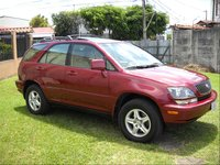 2001 Lexus RX 300 Picture Gallery