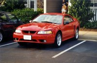 1999 Ford Mustang SVT Cobra 2 Dr STD Coupe, Ma regrettée Mustang - V8 4,6 320 cv. Préparation spéciale SVT., exterior