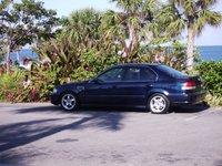 1997 Honda Domani Overview