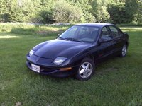 1998 Pontiac Sunfire Overview