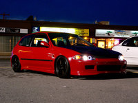 Picture of 1993 Honda Civic Si Hatchback, exterior, gallery_worthy