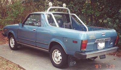 Subaru Brat Overview Cargurus