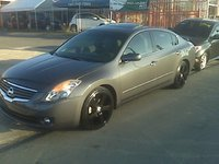 Picture of 2007 Nissan Altima 2.5 S, exterior