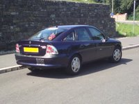 1998 Vauxhall Vectra, my old car, exterior