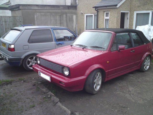 1986 Volkswagen Golf, my and anderws golfs, exterior, gallery_worthy