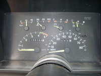 Picture of 1993 GMC Sierra 1500 C1500 SLX Standard Cab SB, interior