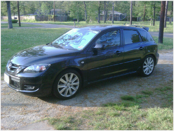 2009 Mazdaspeed3 Grand Touring - Black Mica