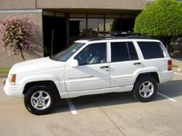 1998 Jeep Grand Cherokee 5.9 Limited 4WD, 1998 Jeep Grand Cherokee 4 Dr 5.9 Limited 4WD SUV picture