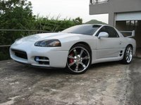 1999 Mitsubishi 3000GT 2 Dr VR-4 Turbo AWD Hatchback, En PR...ninguno!!!!