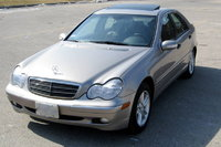 2004 Mercedes-Benz C-Class Overview