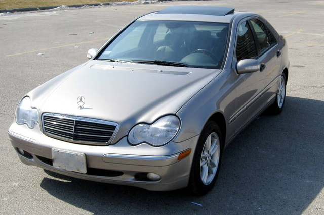 Picture of 2004 Mercedes-Benz C-Class 4 Dr C240 4MATIC AWD Sedan