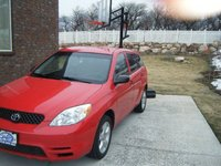2003 Toyota Matrix 4 Dr XR AWD Wagon picture, exterior
