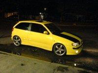Picture of 2002 Seat Ibiza, exterior