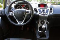 2010 Ford Fiesta, Interior View, manufacturer, interior