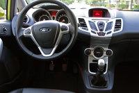 2010 Ford Fiesta, Interior View, interior, manufacturer