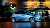 2010 Ford Fiesta, Right Side View, exterior, manufacturer