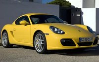 2010 Porsche Cayman, Front Right Quarter View, exterior, manufacturer
